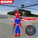 Stickman Spider Rope Hero vegas Gangstar Crime