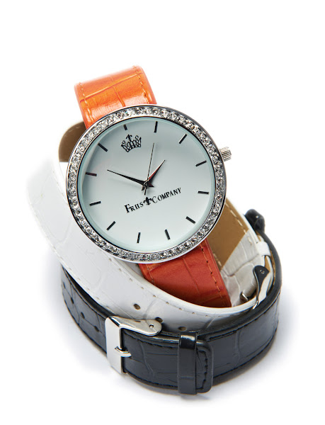 Photo: Friis & Company Friis & Company - Mose Watch  http://www.boozt.com/r/friis-company/mose-watch_699810/699812