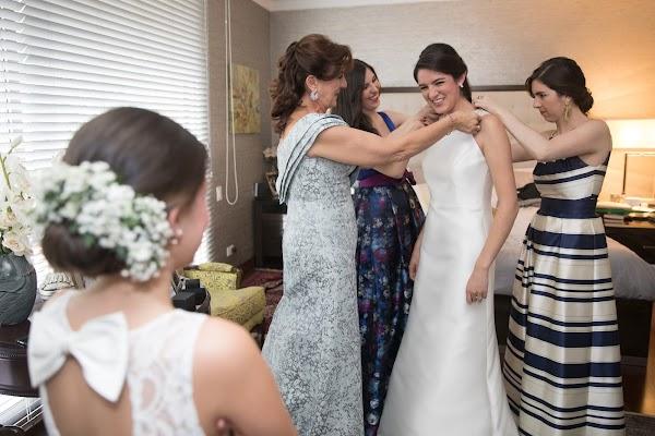 Wedding photographer Laura Otoya (lauriotoya). Photo of 04.02.2018