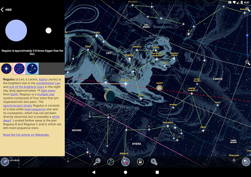 Screenshot for Earth 3D - World Atlas in China Play Store