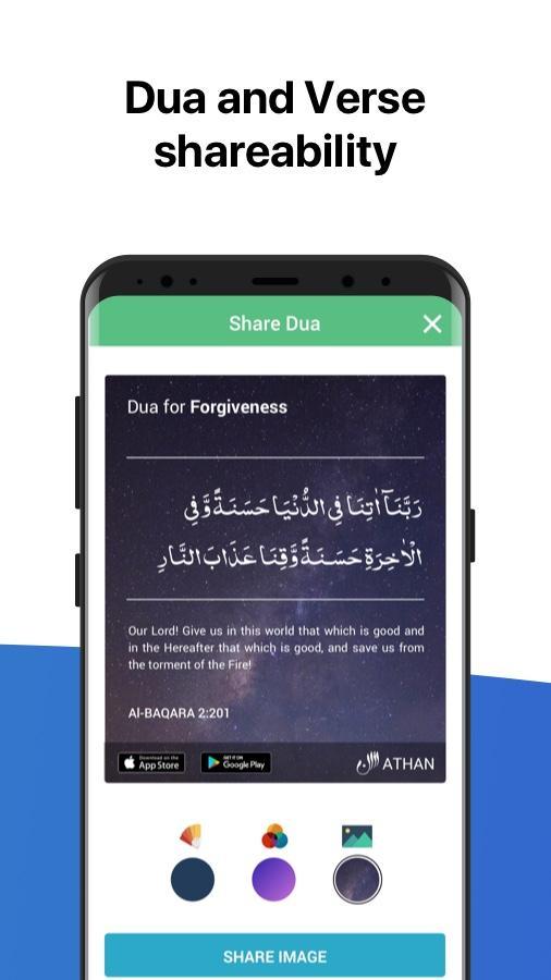 Athan: Prayer Times, Azan, Quran & Qibla Finder Screenshot 6