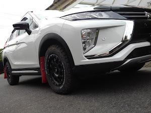 エクリプス  エクリプスクロス 4WD  グレードGのカスタム事例画像 D38エクリとエクリクロスさんの2018年10月17日15:19の投稿