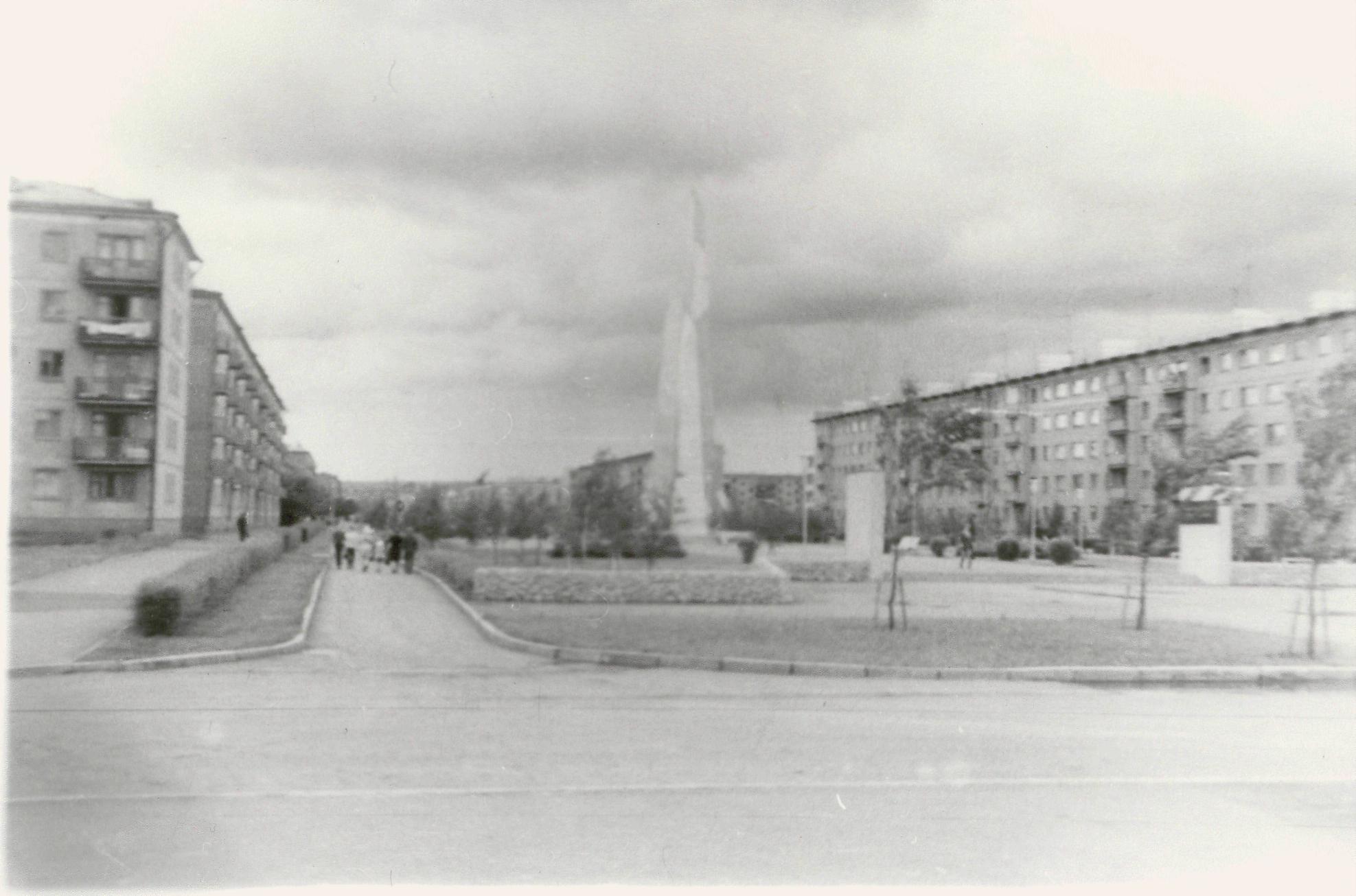 Photo: Бульвар Героев