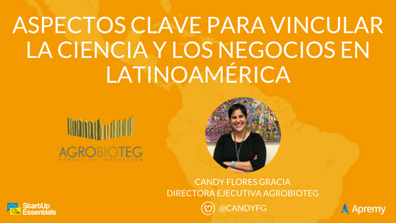Aspectos clave para vincular la ciencia y los negocios en Latinoamérica