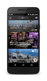 myconcierge.com - Dubai offers- screenshot thumbnail