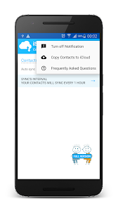Sync Contacts Cloud screenshot 18