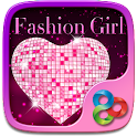 Fashion Girl Go Launcher Theme icon