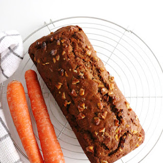 Healthy Carrot And Walnut Loaf Recipes
