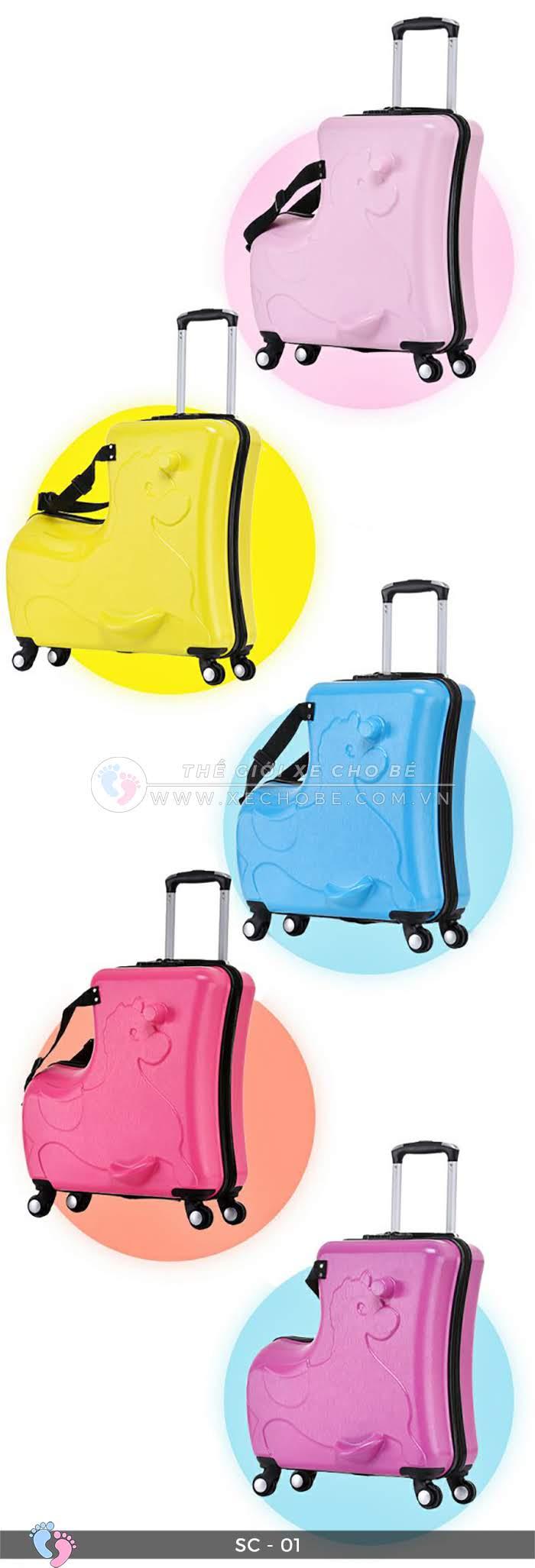 Vali du lịch cho trẻ em SC01