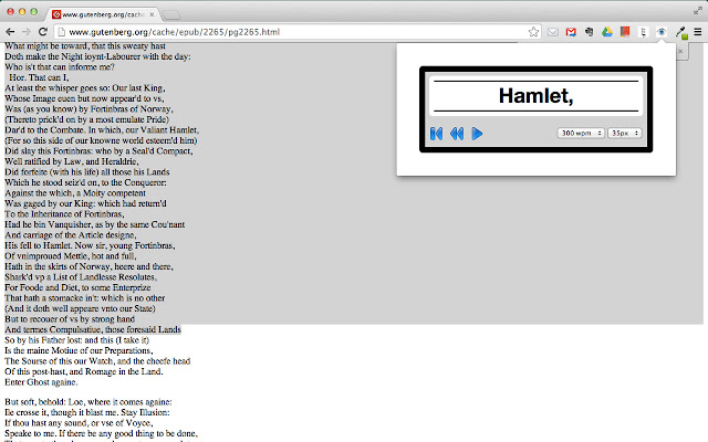 HyperRead for Chrome