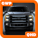 Pickup trucks Wallpapers QHD icon