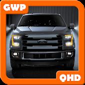 Pickup trucks Wallpapers QHD
