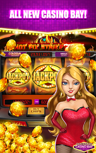 Casino Bay - Bingo,Slots,Poker- screenshot thumbnail
