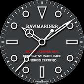 Tải Rawmariner Watch Face miễn phí