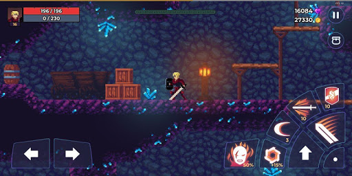 Moonrise Arena - Pixel Action RPG 1.8.6 screenshots 6
