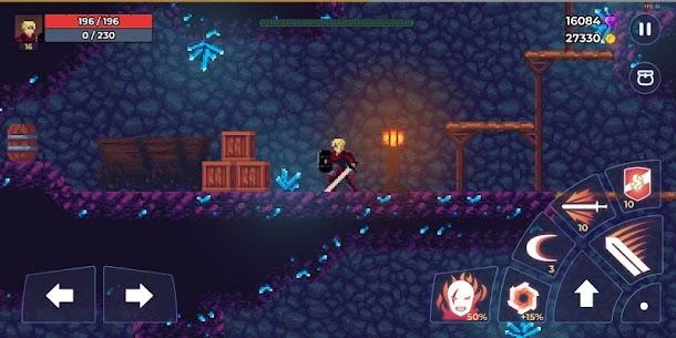 Moonrise Arena – Pixel Action RPG MOD APK [Unlimied Money] 6