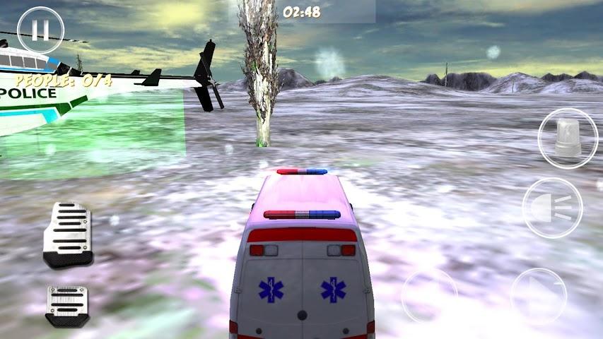 android 911 Rescue Simulator 2016 Screenshot 4