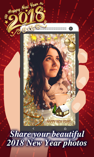 Happy New Year 2018 Photo Frame Editor Apk 1.0 | Download Only APK ...
