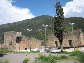 Photo: interior castell de Sort