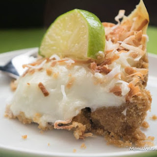 Crockpot Key Lime Pie Bars