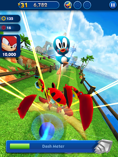 Sonic Dash - Endless Running & Racing Game screenshot 16