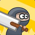 Ninja Shurican: Rage Game icon