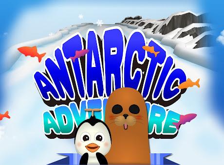 Antarctic Penguin Run