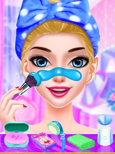 Dream Doll -  Makeover Games for Girls Screenshot