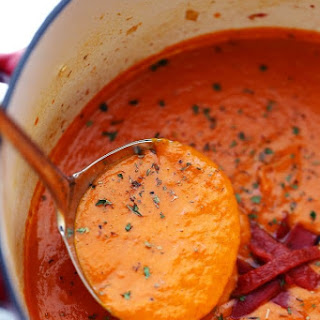 Piquillo Peppers Tomato Soup Recipe