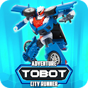Adventure Tobot City Runner icon