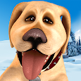 Talking John Dog Frozen City apk