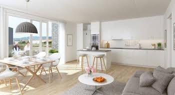 Appartement 3 pièces 70,53 m2