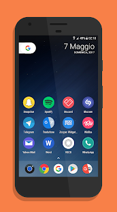 Flix Pixel - Icon Pack Screenshot