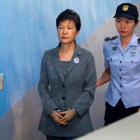 """朴槿恵さん懲役24年てな、""""退任後の恒例儀式""""かい?日本や東京も笑ってらンねえヨ!"""
