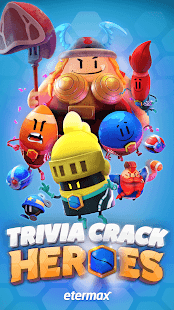 Trivia Crack Heroes (Unreleased)- screenshot thumbnail