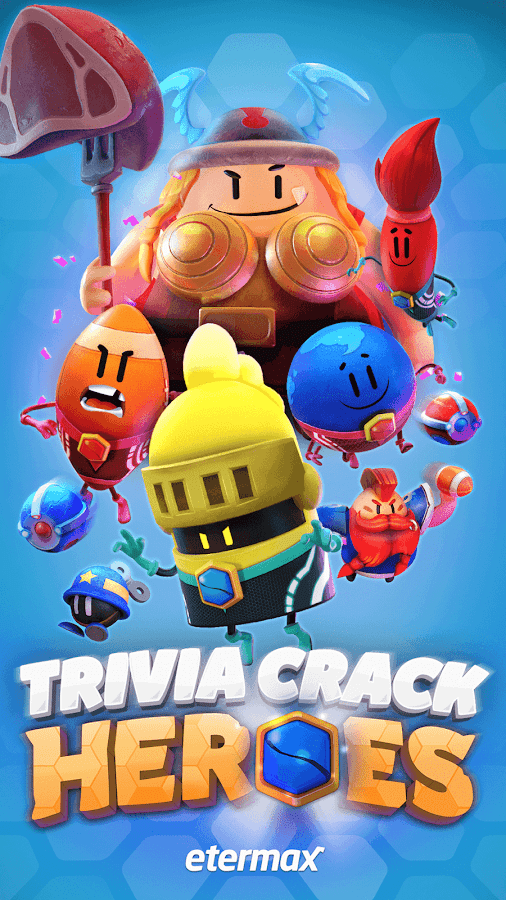 Trivia Crack Heroes (Unreleased)- screenshot