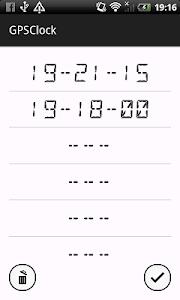 GPSClock v1.1.3
