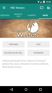 First Baptist at Weston- screenshot thumbnail