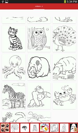 Drawing Animals screenshot 18