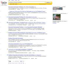 Photo: Yandex.com Search Results 4-27-2012
