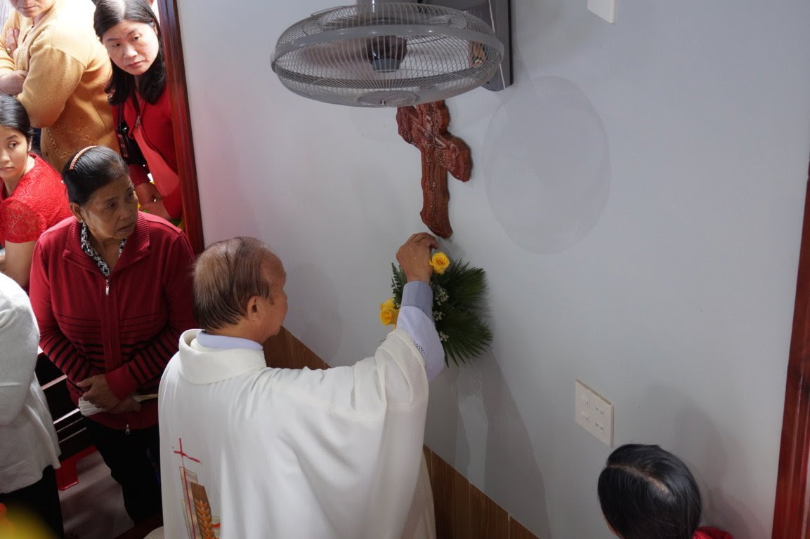 Ngày Hành Hương Mừng Bổn Mạng Giáo Phận Long Xuyên, tại GX Hòn Chông - Ảnh minh hoạ 10