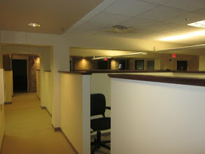 Photo: Inside the second floor of Mercantile Capital Corporation's new office... www.504Experts.com