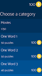 Rebus Word Puzzles Free Logic Quiz - Guess Movies - náhled