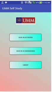 UMM-SELF STUDY - náhled