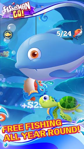 Fisherman Go! screenshot 5
