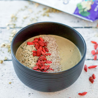 Vanilla Chai Hemp Smoothie Bowl