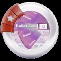 Bullet Cello GO Keyboard icon