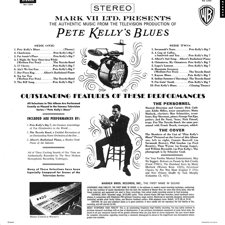 Pete Kelly's Big 7