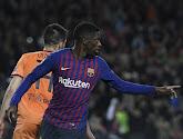 Barcelona tien weken zonder Dembélé