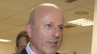 El empresario Tomás Olivo, dueño de General de Galerías.